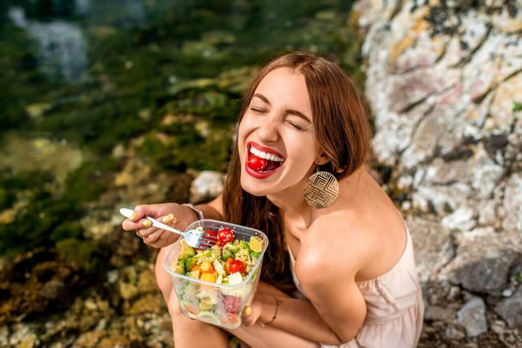 Disfrutar las vacaciones y mantener un estilo de vida saludable, ¿se puede?