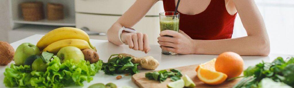Smoothies: recetas para tomar 5 frutas y verduras al día