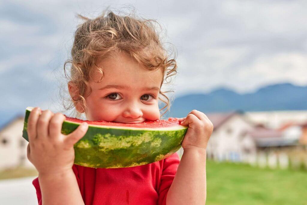 Alimentación sana para niños: menús y productos adecuados que les encantan